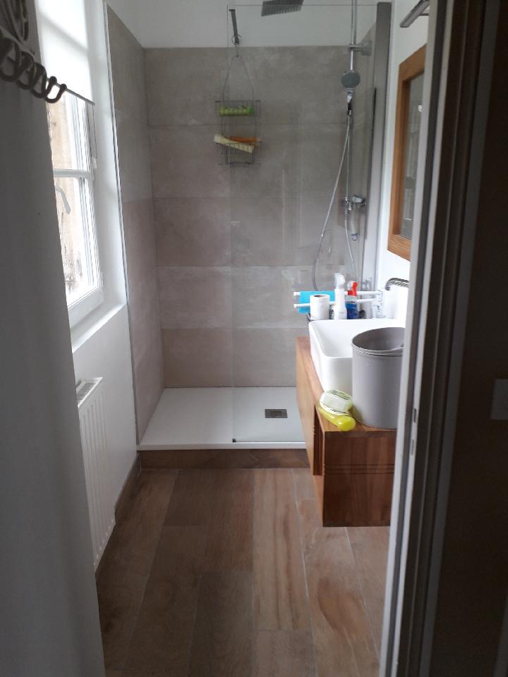 Réalisation de 3 salles de bains