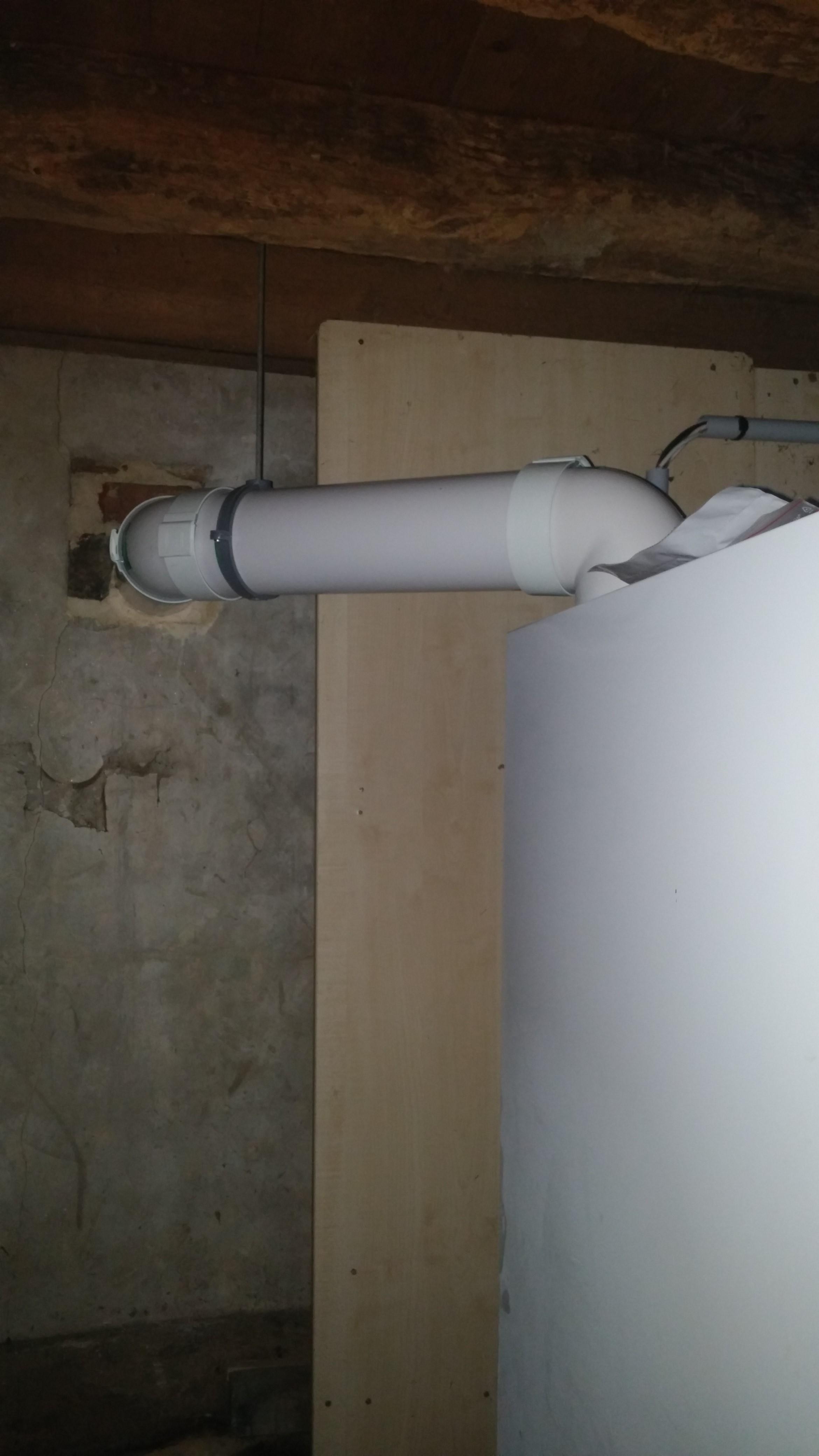 Installation d'une chaudière fioul à condensation CHAPPEE avec réseau de plancher chauffant à Fervaques (14140), près de Lisieux