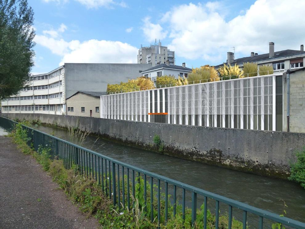 Attribution du lot CVC pour la création d'un Pôle Santé Libéral et Ambulatoire à Lisieux (14100)